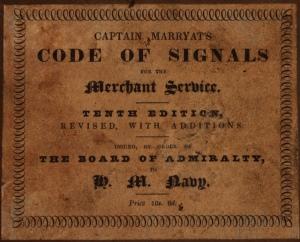 Code of Signals 1847